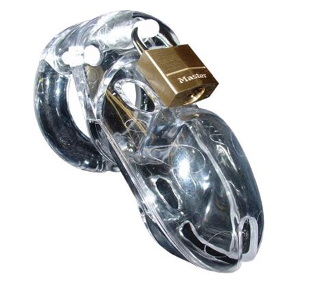 most comfortable male chastity device save 149 50 cb 3000 male chastity device clear