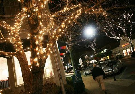 greenwich s holiday lights display falls on hard times