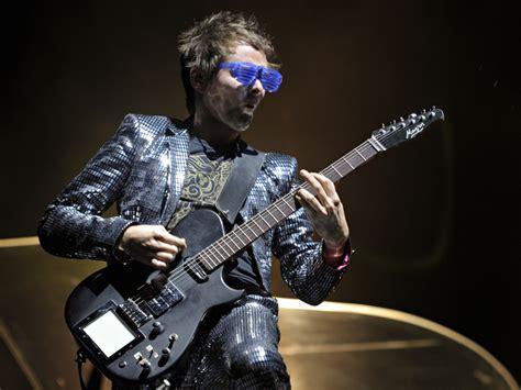 matt guitar muse s matt bellamy wants to make in outer space