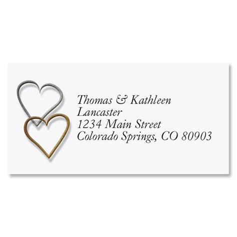 Wedding Label Border by Wedding Address Labels Current Catalog