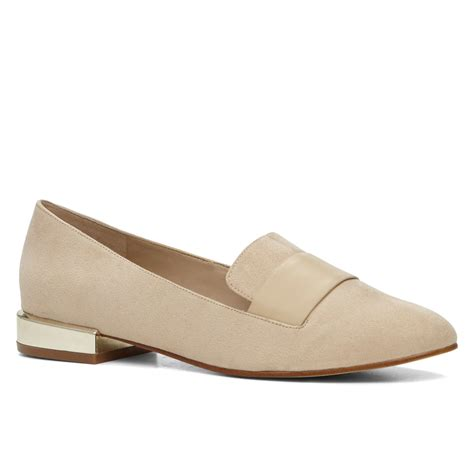 loafers for flat lyst aldo lou flat loafers in