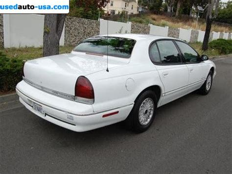 how make cars 1994 chrysler new yorker free book repair manuals for sale 1994 passenger car chrysler new yorker yorker hayward insurance rate quote price 4995