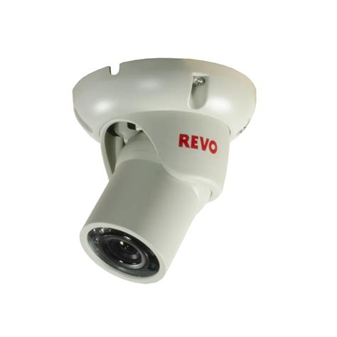 revo 1200 tvl indoor outdoor mini turret surveillance