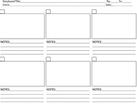 layout animation pdf storyboard template pdf print storyboard tem stage