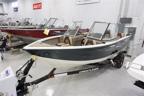 crestliner boats wisconsin crestliner 1650 super hawk boats for sale in kaukauna