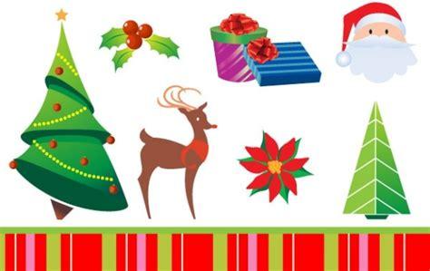 imagenes navidad vectores gratis iconos de navidad descargar vectores gratis