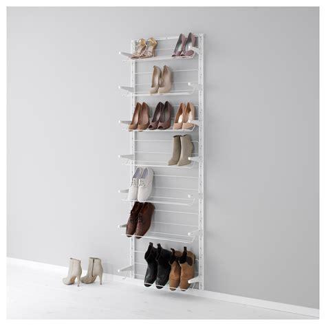 Range Ikea range chaussures mural ikea
