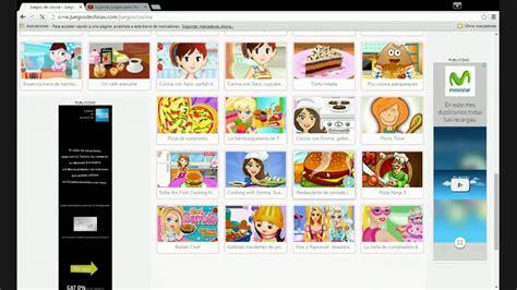 juegos de cocina con sara para jugar gratis juegos de cocina jugar con sara top bizcochos cocina con
