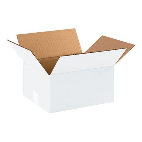 12 quot x 10 quot x 10 quot white boxes - 10 X 12 Box