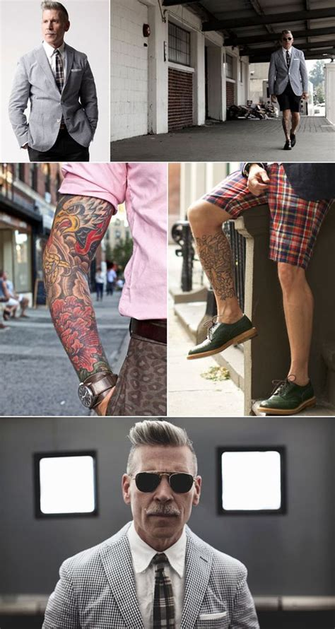 nick wooster married nick wooster should you get some tattoos suits and