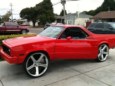 New Edan Donk 1000 images about car collection on chevy el camino and interiors