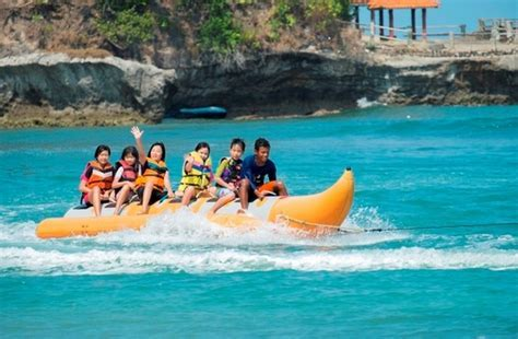 Pantai Anyer, obyek wisata terpopuler andalan Banten
