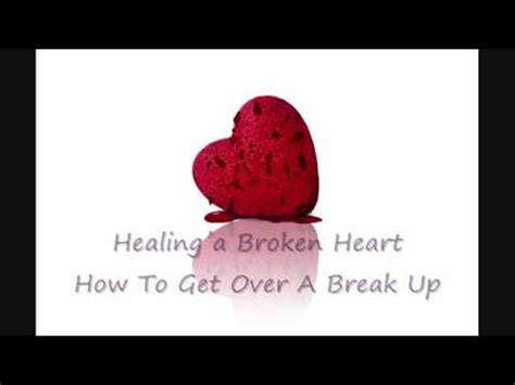 how to heal a broken heart and stop the pain stop hurting and start living don t let your broken heart stop you from being happy restore your heart learn to love again ebook healing a broken heart how to get over a break up youtube