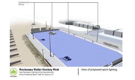 roller skating rink floor plans plans for rockaway roller hockey rink skate forward