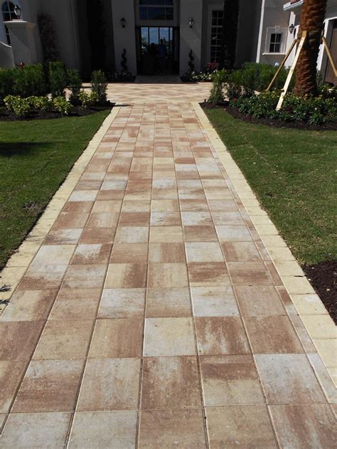 17 Best Images About Front Entrance Ways On Pinterest 12x12 Patio Pavers