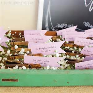 Diy Place Cards diy clothespin place card holders for a rustic vintage wedding the