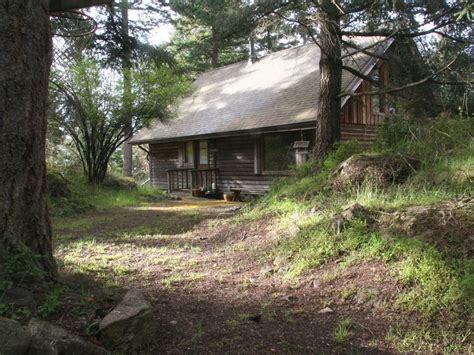 Great Island Cabin C by Secluded Orcas Island Cabin Vrbo