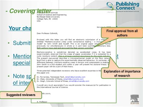 Cover Letter For Publication Submission Sample – Great Resume Sample ...