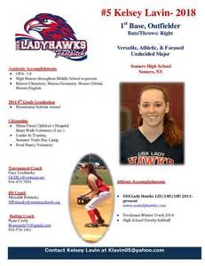 Softball Player Profile Template by Best Photos Of Softball Player Profile Softball Player