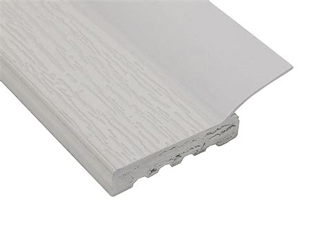 Garage Door Stop Molding by Pvc Stop Molding Solid 2 Quot Gray Part Sts 210gy