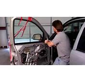 Car Repair &amp Maintenance  How To Replace A Door