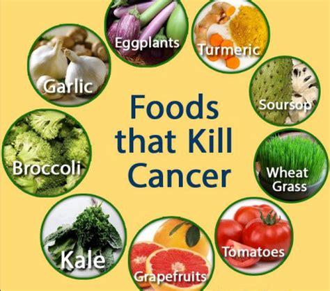 Makanan Pembunuh Kanker daftar makanan pencegah kanker payudara