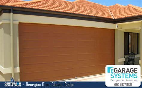 Centurion Garage Doors centurion georgian garage doors albury wodonga