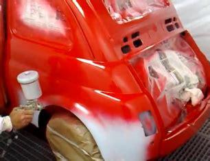 carrozziere fai da te verniciare restaurare carrozzeria preparazione dei