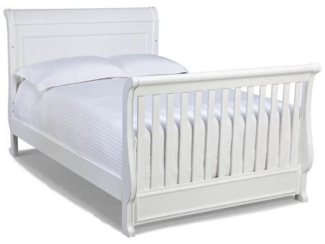 Crib Rail Extensions by Legacy Classic Convertible Crib Dunk