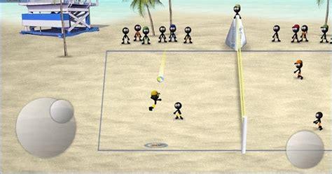volleyball mod game download stickman volleyball mod apk offline