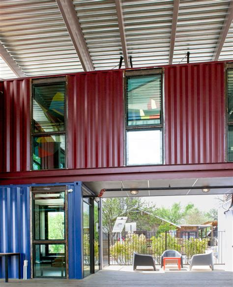 design milk shipping containers a bar built from shipping containers design milk