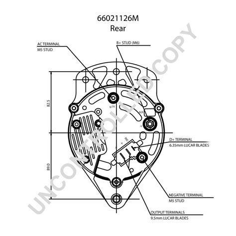 15 acr lucas alternator wiring diagram 15 free engine