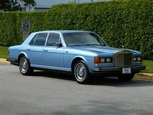 1985 Rolls Royce Silver Spirit 1985 Rolls Royce Silver Spirit Barrett Jackson Auction