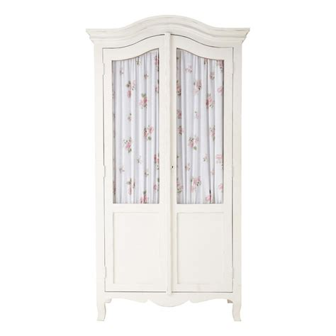 maison du monde armoires armoire blanche shabby maisons du monde
