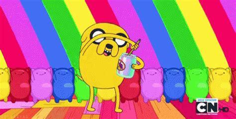 Ha Gay Meme Gif - adventure time rainbow gif gay adventuretime pride