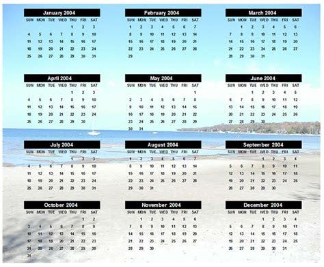 Calendar Creator Calendar Creator Calendar Template 2016