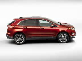 2016 Ford Edge New 2016 Ford Edge Price Photos Reviews Safety