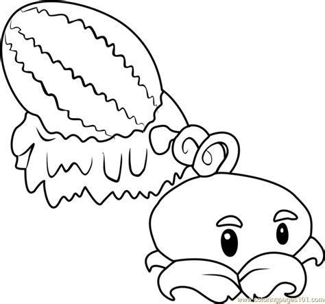plant coloring pages get this plants vs zombies coloring pages free for