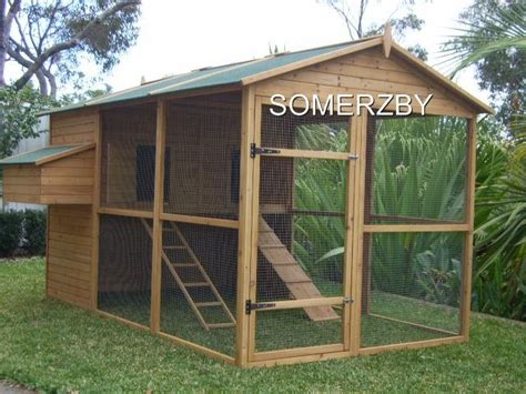 Used Rabbit Hutches For Sale Cheap Chicken Coop Cat Enclosure Rabbit Hutch Cage Run Extra