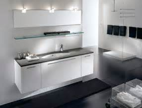 Floating Cabinets Bathroom Floating Sink Vanity For The Minimalist Modern Home