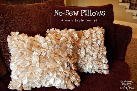How To Sew Pillows by How To Make A Pillowcase Dress Without Sewing Scattered
