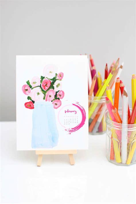 diy desk calendar diy desk calendar made from gifting lovely things to do someday desk