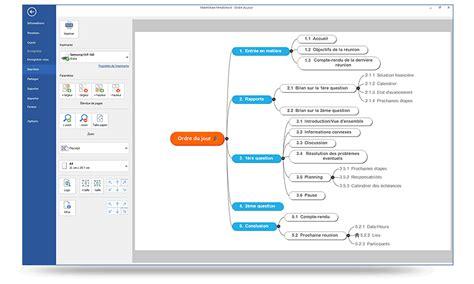 comment faire un diagramme de gantt sur mindview fonctionnalit 233 s mindview