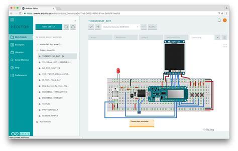 online pattern maker upload image arduino create