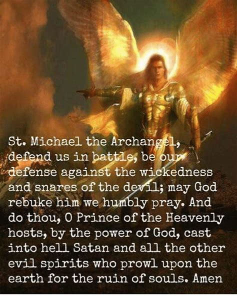 Thou The Sun Of Other Days They Shi 25 Best Memes About St Michael St Michael Memes