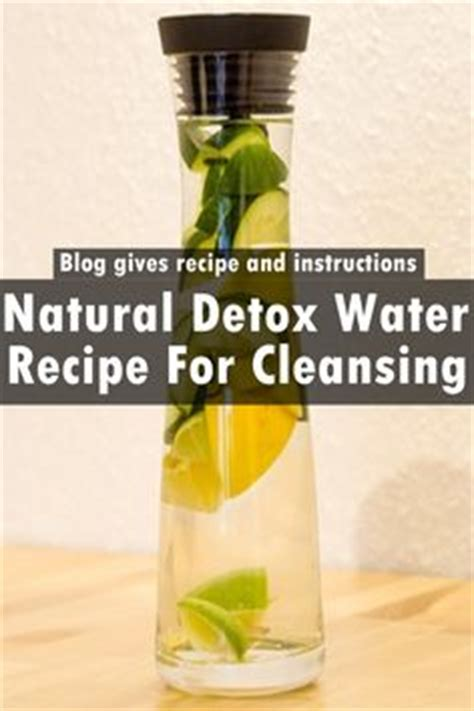 How To Detox A 39 by 1000 Images About Detox Water On Lemon Water