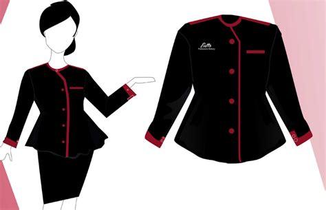 desain hoodie untuk kelas sribu office uniform clothing design desain baju untuk to