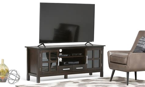 Foot Locker Kitchener by Kitchener 60 Quot Tv And Media Stand Groupon Goods