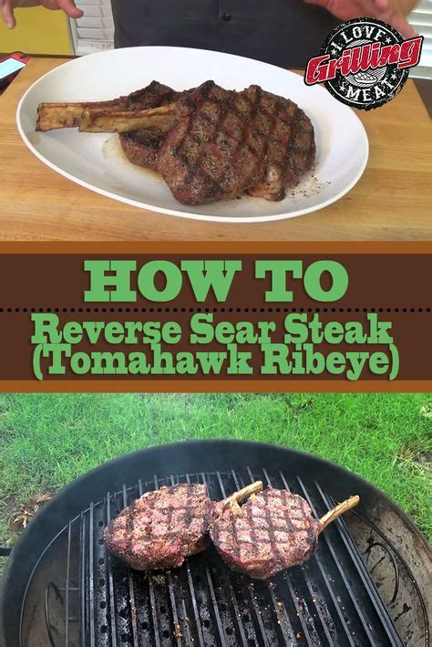 how to reverse sear steak 17 best images about beef steak recipes on pinterest