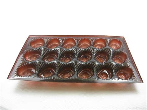 Hk Colourfull Packing Plastik 1 pvc chocolate packagingtray fb 52 kenton hong kong